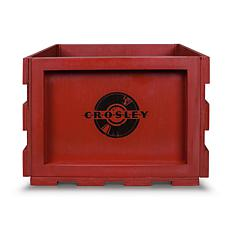 Crosley Record Storage Crate - Red