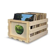 Crosley The Beatles Record Storage Crate