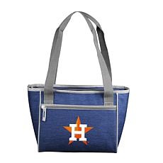 Crosshatch 16-Can Cooler Tote - Houston Astros