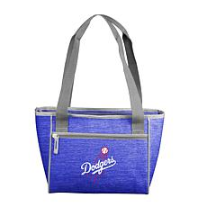 Crosshatch 16-Can Cooler Tote - Los Angeles Dodgers
