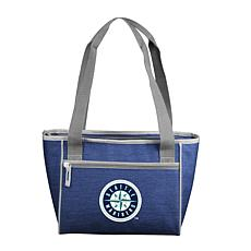 Crosshatch 16-Can Cooler Tote - Seattle Mariners