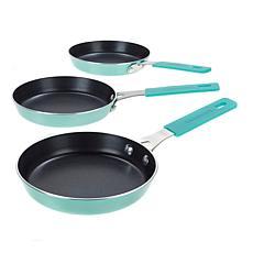 "Cuisinart  3-pack Nonstick 5.5"" Mini Frypans"