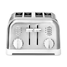 Cuisinart 4-Slice Classic Metal Toaster