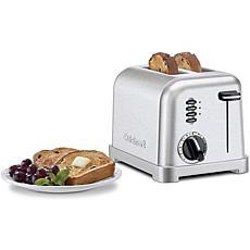 Cuisinart CPT-160P1 Metal 2-Slice Classic Toaster