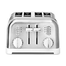 Cuisinart CPT-180WP1 Metal Classic Toaster 4-Slice - White