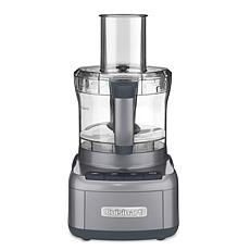 Cuisinart Elemental 8 Cup Food Processor in Gunmetal