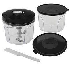Cuisinart Manual Mini Food Processor with Extra Bowl