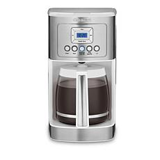 Cuisinart PerfecTemp 14-Cup Programmable Coffeemaker - White