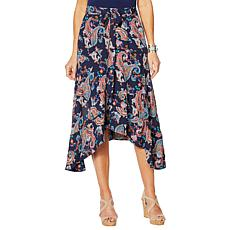 Curations High-Low Skirt