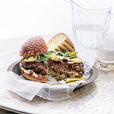 Curtis Stone 12-pack 5oz Australian Grass-Fed Steak Burgers