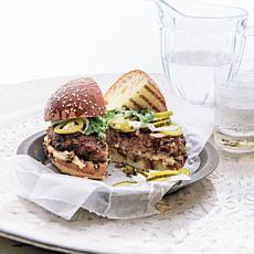 Curtis Stone 24-pack 5oz Australian Grass-Fed Steak Burgers Auto-Ship®