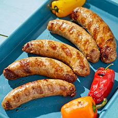 Curtis Stone 4 lbs. 20-22-pieces Sweet Italian Sausages Auto-Ship®