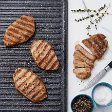 Curtis Stone 6 oz Elite Pork Ribeye Steaks 10-count - 6/29  Auto-Ship®