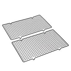 Curtis Stone Set of 2 Wire Baking and Cooling Racks