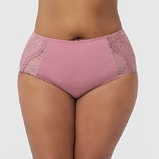 Curvy Couture Beautiful Bliss Lace Panty