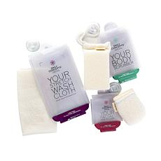 Daily Concepts Whole Body 3-piece Scrubber Set