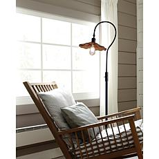 Dale Tiffany Burnt Sienna Floor Lamp