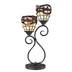 Dale Tiffany Fall River Table Lamp