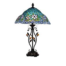 Dale Tiffany Paula Tiffany-Style Table Lamp