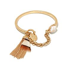 "Danielle Nicole ""Enchanted Tribal"" Tassel Bracelet"