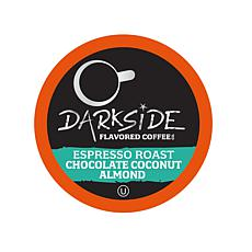 Darkside Flavored Coffee Chocolate Coconut Almond K-Cups 40-Count