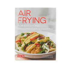 "DASH ""Air Frying For Everyone"" Cookbook"
