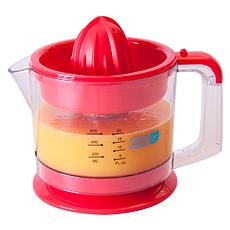 Dash Go Citrus Juicer with Electric Reamer - Red