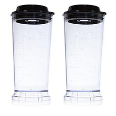 DASH Set of 2 Vacuum Jars