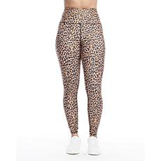DAY WON Fast Times Full-Length Legging - Cheetah