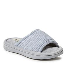 Dearfoams Women's Anne Chenille Slide Slippers