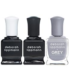 Deborah Lippmann GREY DAY + Gel Lab Pro Set