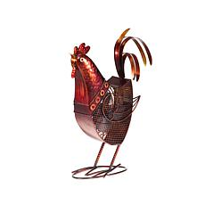DecoBREEZE 2-Speed Rooster Figurine Fan