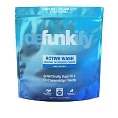 Defunkify Active Wash Laundry Detergent with Odor Reducing Enzymes