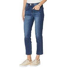 """Democracy """"Ab""""solution® High-Rise Cropped Girlfriend Jean"""