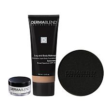 Dermablend Leg & Body Makeup Kit - Light Beige