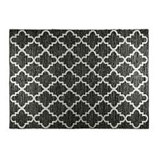 Design Imports 4' x 6' Reversible Lattice Rug