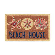 "Design Imports ""Beach House"" Doormat"