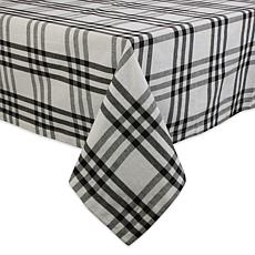 "Design Imports Homestead Plaid Tablecloth - 52"" x 52"""
