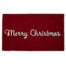 Design Imports Merry Christmas Sparkle Doormat