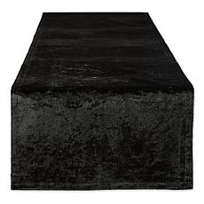 "Design Imports Velvet Table Runner 14"" x 72"""