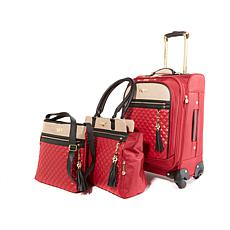 Destinations Spinner, Crossbody and Shopper 3-piece Set