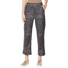 "DG2 by Diane Gilman ""DG Downtime"" Wooley Booley Lounge Pant"