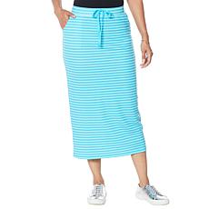 DG2 by Diane Gilman French Terry Jogger Skirt