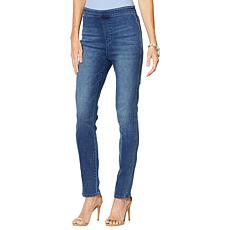 DG2 by Diane Gilman Up-Lifter Pull-On Skinny Jean - Basic