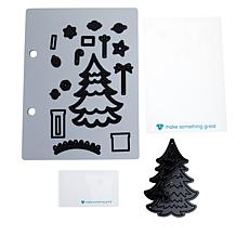 Diamond Press Christmas Tree Die Kit