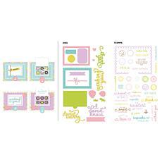 Diamond Press Treat Box Pull-Tab Stamp and Die Set