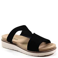 Diba True Camp Out Leather Sandal
