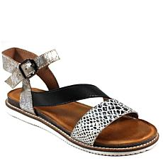 Diba True Fiesta Time Leather Sandal