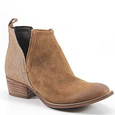 Diba True Stop By Leather Bootie