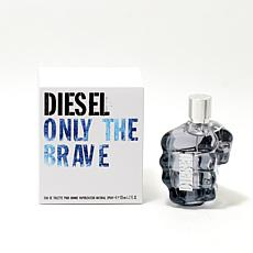 Diesel Only The Brave Men Eau De Toilette Spray - 4.2 oz.